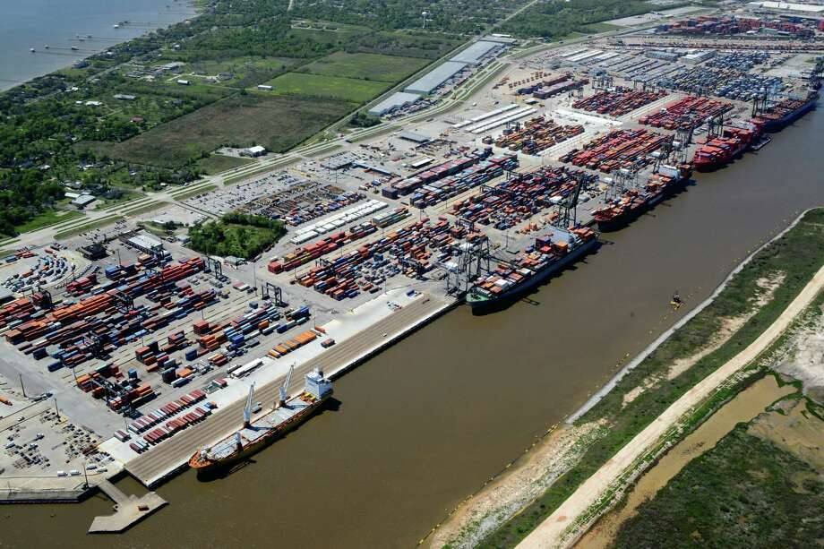 CenterPoint Properties has been buying industrial properties near major shipping channels, including Barbours Cut terminal, in the Houston market. The company has more than doubled its local port-folio.