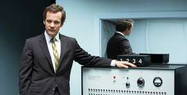"Peter Sarsgaard in a scene from Michael Almereyda's ""Experimenter,"" playing at the 58th San Francisco International Film Festival, April 23-May 7, 2015."