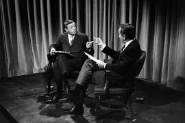 "William F. Buckley and Gore Vidal star in Morgan Neville and Robert Gordon's ""Best of Enemies,"" playing at the 58th San Francisco International Film Festival, April 23-May 7, 2015."