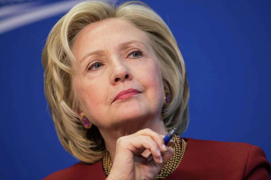 Hillary Clinton entered the 2008 race as a senator and a heavy favorite, only to be upset by Barack Obama. Photo: NICHOLAS KAMM / AFP / Getty Images / AFP