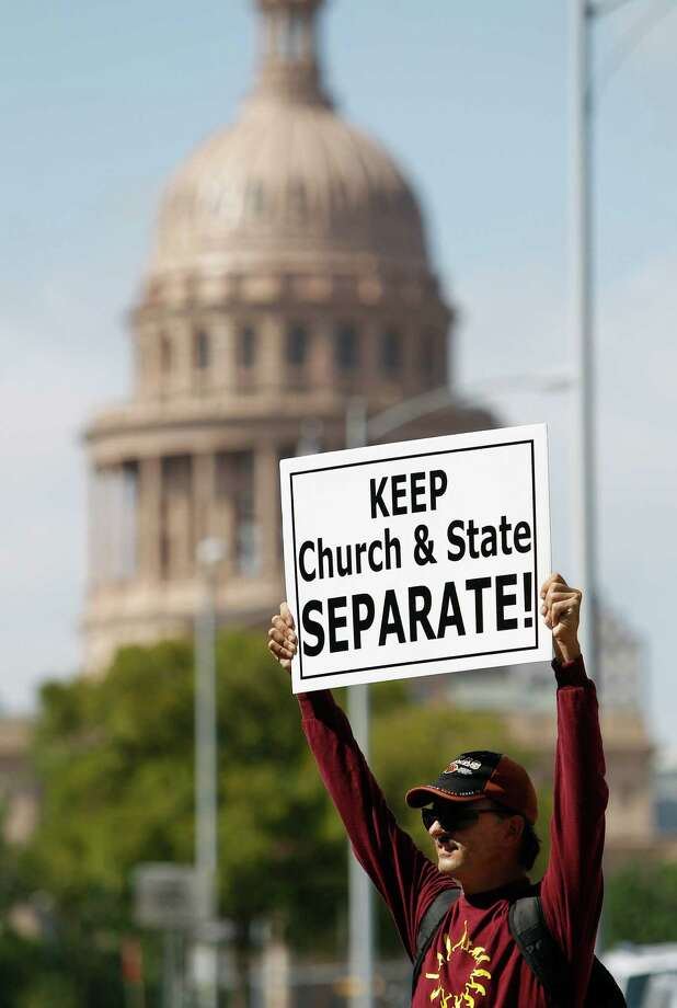 Texas does not need a new religious freedom law. Although used sparingly, the Texas law apparently has worked well. (AP Photo) Photo: Eric Gay, STF / AP