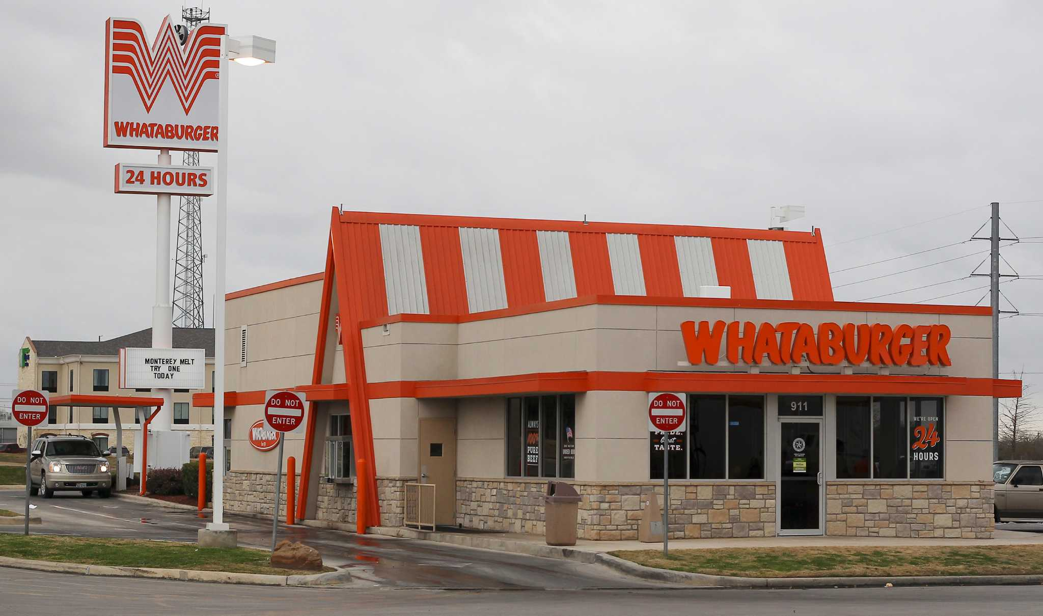 WhataBurger - San Antonio, TX - yelp.com