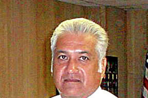 The charges against Precinct 1 Val Verde County Commissioner Ramiro Ramon include bribery.