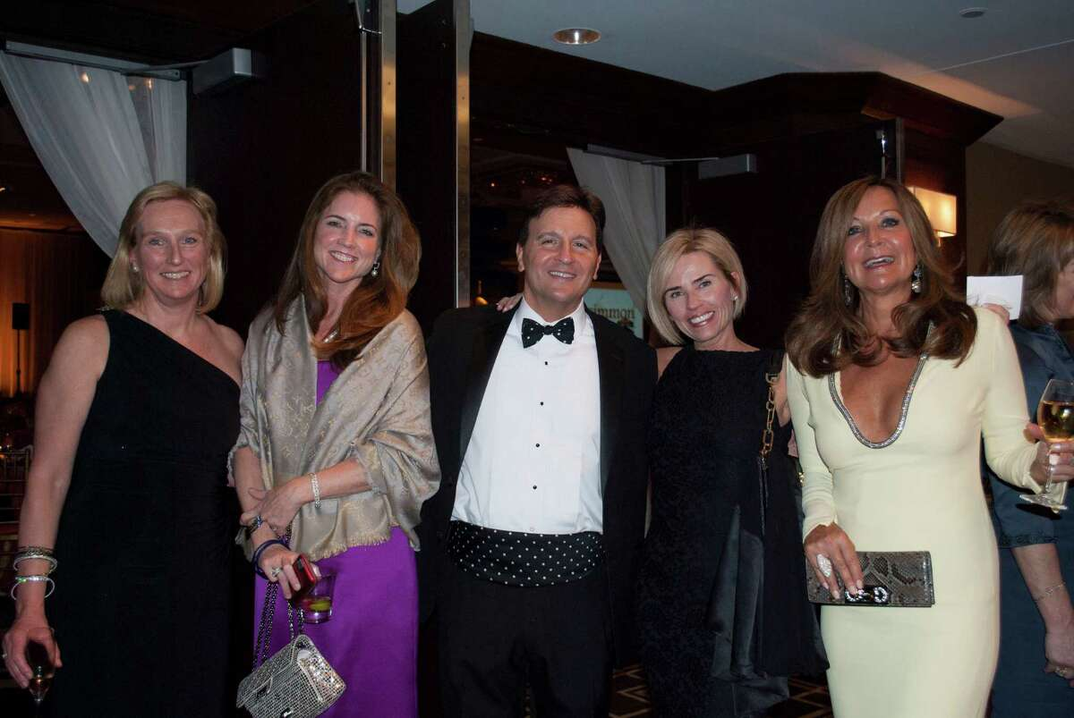 The Persimmon Ball, YWCA Greenwich's largest fund raiser, is a black-tie dinner dance that annually attracts 500 attendees. Guests at this year's event, which was held at the Hyatt Regency Greenwich on April 10, 2015, enjoyed cocktails, auctions and dinner. Were you SEEN?