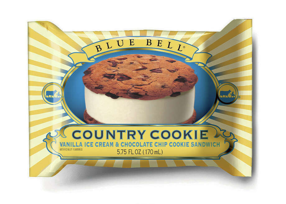 The FDA says listeria bacteria were found in samples of Blue Bell's Chocolate Chip Country Cookies and other items. The Oklahoma Department of Agriculture is helping in the probe. Photo: Associated Press / Blue Bell