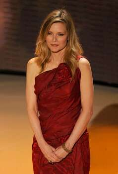 HOLLYWOOD - MARCH 07:  Actress Michelle Pfeiffer onstage during the 82nd Annual Academy Awards held at Kodak Theatre on March 7, 2010 in Hollywood, California.  (Photo by Kevin Winter/Getty Images) *** Local Caption *** Michelle Pfeiffer Photo: Kevin Winter, Getty Images / 2010 Getty Images