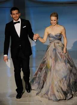 HOLLYWOOD - MARCH 07:  Actors Jake Gyllenhaal and Rachel McAdams present onstage during the 82nd Annual Academy Awards held at Kodak Theatre on March 7, 2010 in Hollywood, California.  (Photo by Kevin Winter/Getty Images) *** Local Caption *** Jake Gyllenhaal;Rachel McAdams Photo: Kevin Winter, Getty Images / 2010 Getty Images