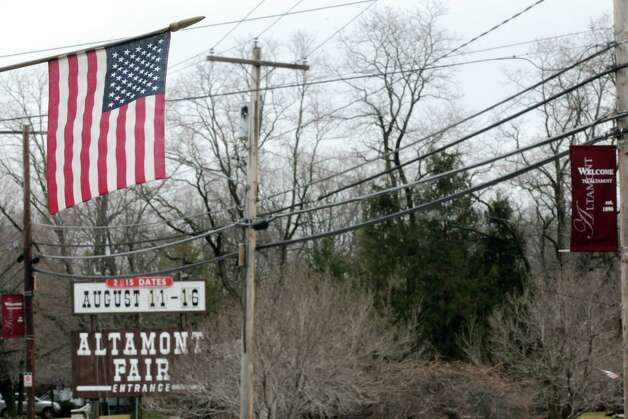 Main Street on Friday April 10, 2015 in Altamont , N.Y. (Michael P. Farrell/Times Union) Photo: Michael P. Farrell / 00031382A
