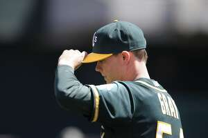 Salmonella cause of Sonny Gray?s illness; might land him on A?s DL - Photo