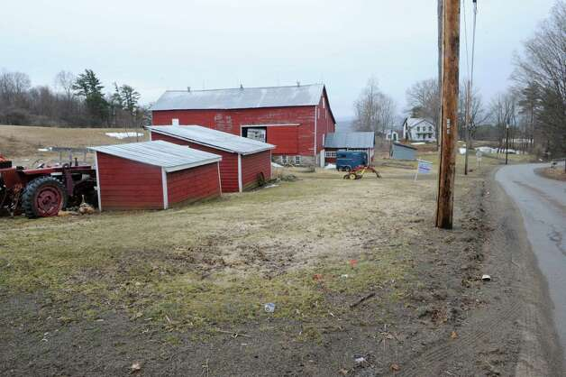 Farm owned by Robert Madsen on Wednesday, April 8, 2015 in St. Johnsville, N.Y. Madsen was found guilty for sexually abusing 6 Amish boys in 2006. (Lori Van Buren / Times Union) Photo: Lori Van Buren