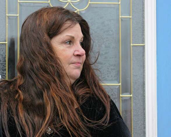 Dyan Thomas talks about how much she misses her Amish neighbors on Wednesday, April 8, 2015 in St. Johnsville, N.Y. A local farmer, Robert Madsen, was found guilty for sexually abusing 6 Amish boys in 2006. (Lori Van Buren / Times Union) Photo: Lori Van Buren