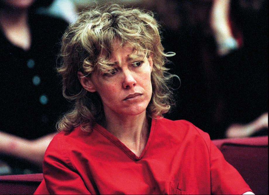 FILE - In this Feb. 6, 1998, file photo, Mary Kay Letourneau listens to testimony during a court hearing in Seattle. Photo: Alan Berner, AP / Pool Seattle Times
