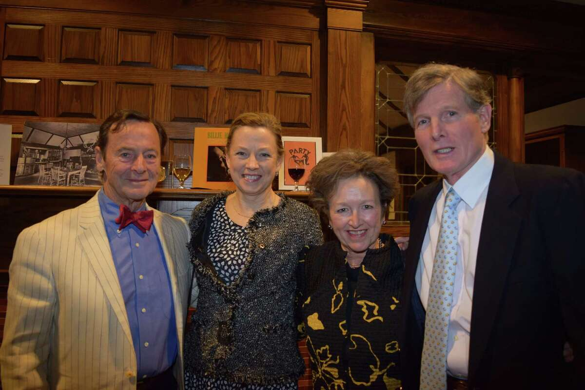 The Pequot Library in Fairfield celebrated the 100th birthday of jazz Legend Billie Holiday with a jazz party on April 11, 2015. Were you SEEN?