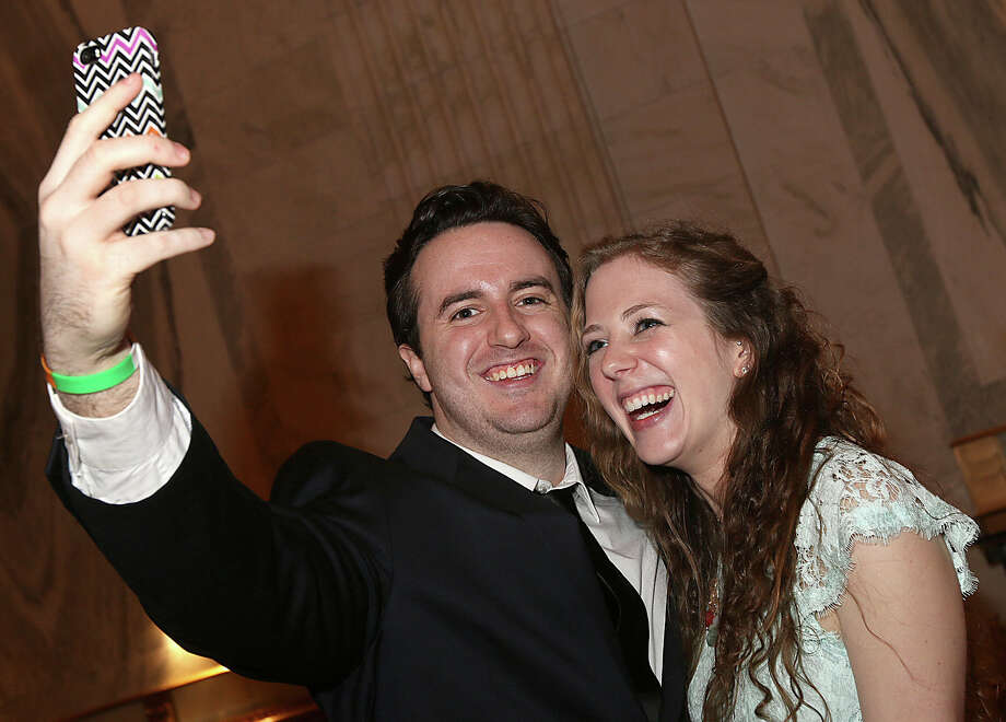 Were you Seen at the 13th Annual Unlocking the Possibilities Gala, a benefit for The Autism Society of the Greater Capital Region, held at 60 State Place in Albany on Saturday, April 11, 2015? Photo: (C) JOE PUTROCK 2014, Joe Putrock/Special To The Times Union