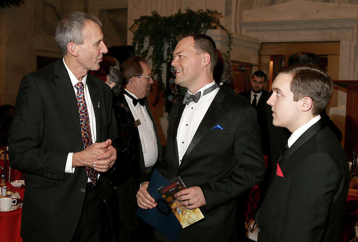 Were you Seen at the 13th Annual Unlocking the Possibilities Gala, a benefit for The Autism Society of the Greater Capital Region, held at 60 State Place in Albany on Saturday, April 11, 2015?