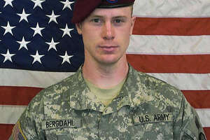 An undated Army handout photo of Sgt. Bowe Bergdahl, who was held captive as a prisoner of war for nearly five years by the Taliban. Bergdahl, who disappeared from his Army outpost in Afghanistan in 2009, was captured by the Taliban and held by the Haqqani insurgent network until 2014.