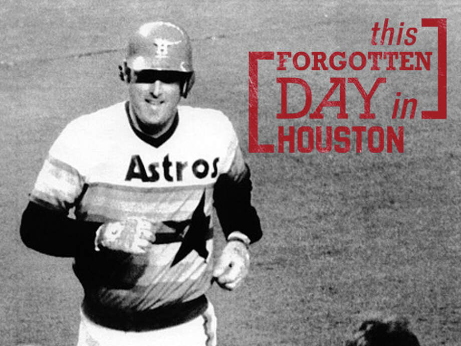 "The Houston Astros may have collapsed in the face of the Los Angeles Dodgers 35 years ago, but Nolan Ryan offered fans a glimpse of his baseball prowess during that game. Check out some photos of the ""Ryan Express"" we dug up from our archives."