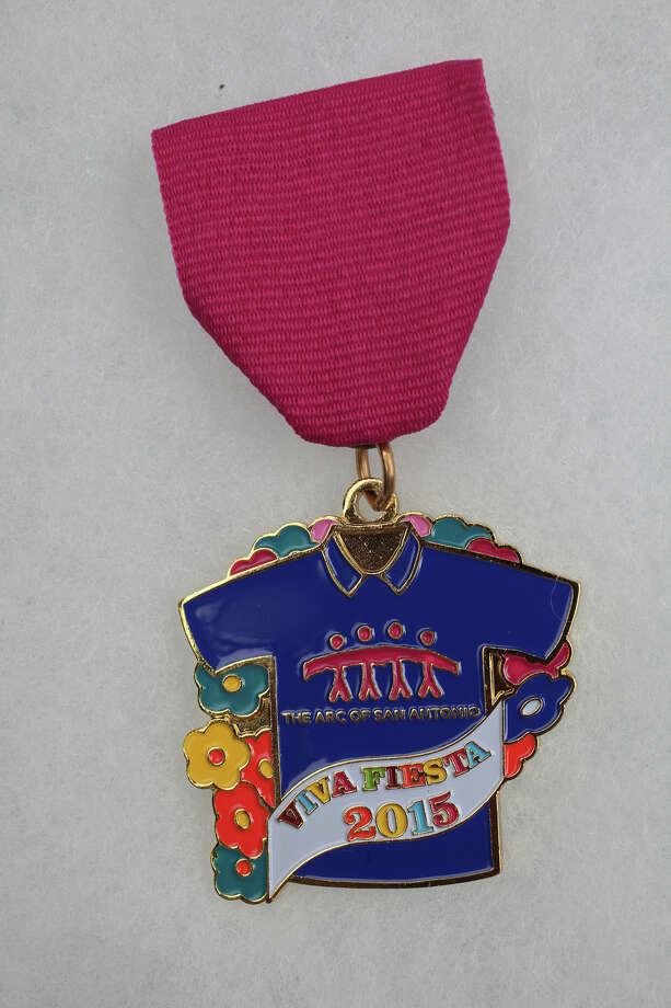 2015 Fiesta Medals San Antonio Express News