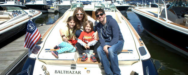 The annual Greenwich Boat Show took place on April 11 and 12, 2015 on the Mianus River in Cos Cob. Were you SEEN on Sunday, April 12?