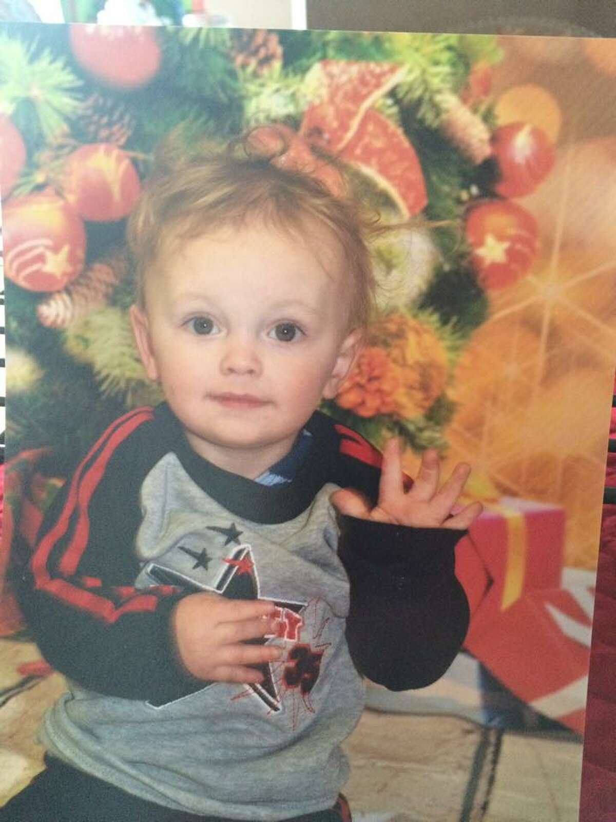 """Eli James """"EJ"""" Hotaling, 1, of Canajoharie, died Dec. 9 after swallowing liquid nicotine. ORG XMIT: q8OU2lO-xc43GF8FQSoY"""