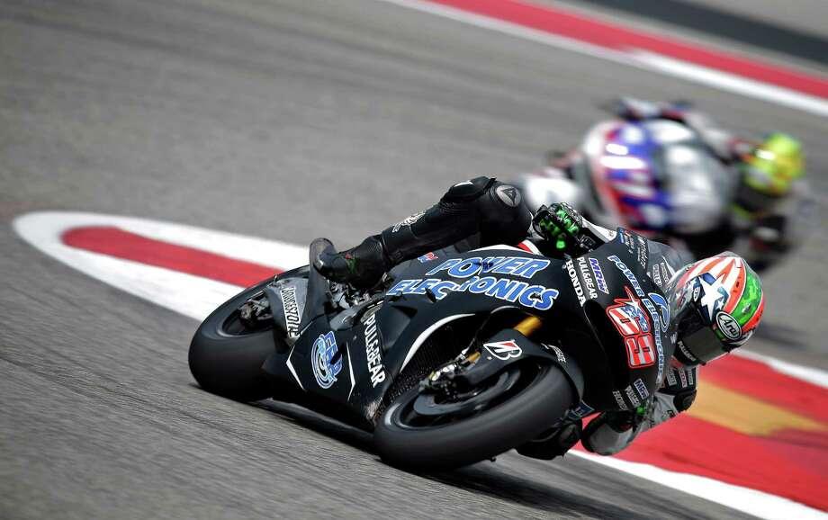 2015 Austin MotoGP - Houston Chronicle