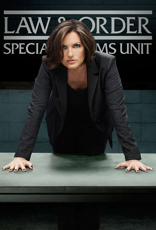 """'Law & Order' episodes """"ripped from the headlines"""" of high-profile casesThe NBC drama, Law and Order: Special Victims Unit, often bases episodes upon news of the day, despite a disclaimer that the show is fiction. This photo shows actress Mariska Hargitay, who plays New York sex crimes Sgt. Olivia Benton.Click through these photos to see some of the Law and Order plot lines drawn from headlines. Photo: NBC"""