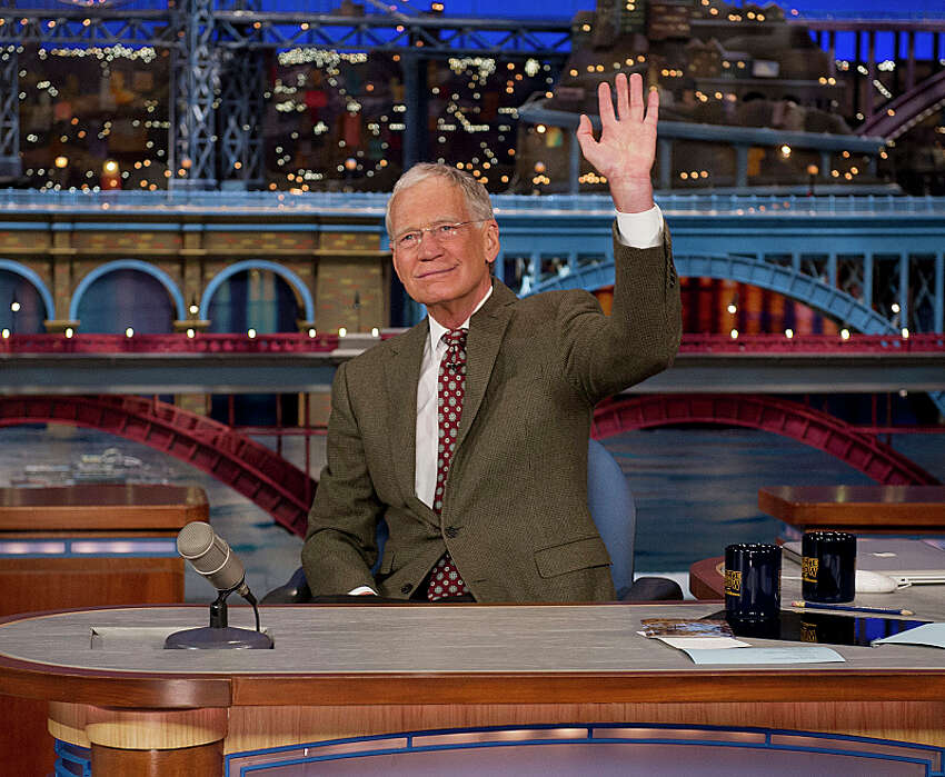 Texans who appeared on 'The Late Show with David Letterman' The legendary David Letterman will say goodbye to late night on the series finale of 'The Late Show with David Letterman,' on Wednesday, May 20th at 10:30 p.m. on CBS.