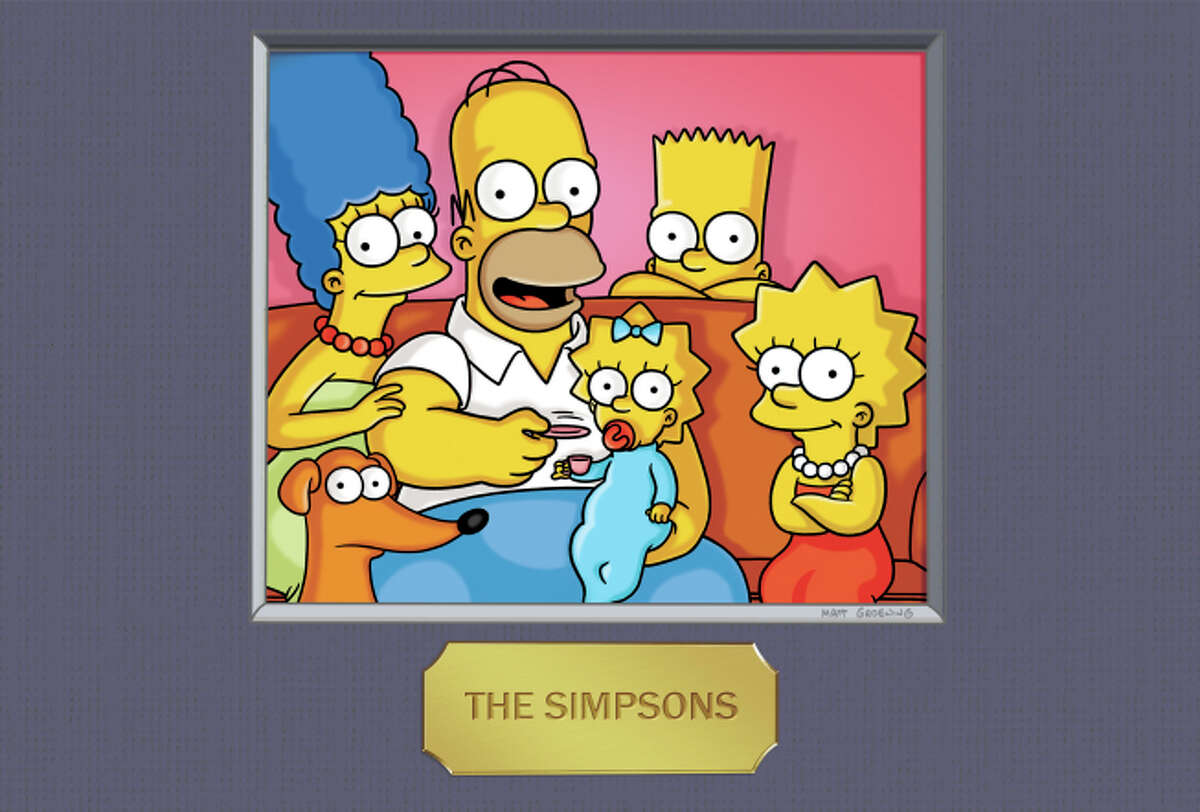 'The Simpsons' Wouldn't it be cool to see yourself in animation? Bonus: Homer would make you feel a lot smarter than what you are.