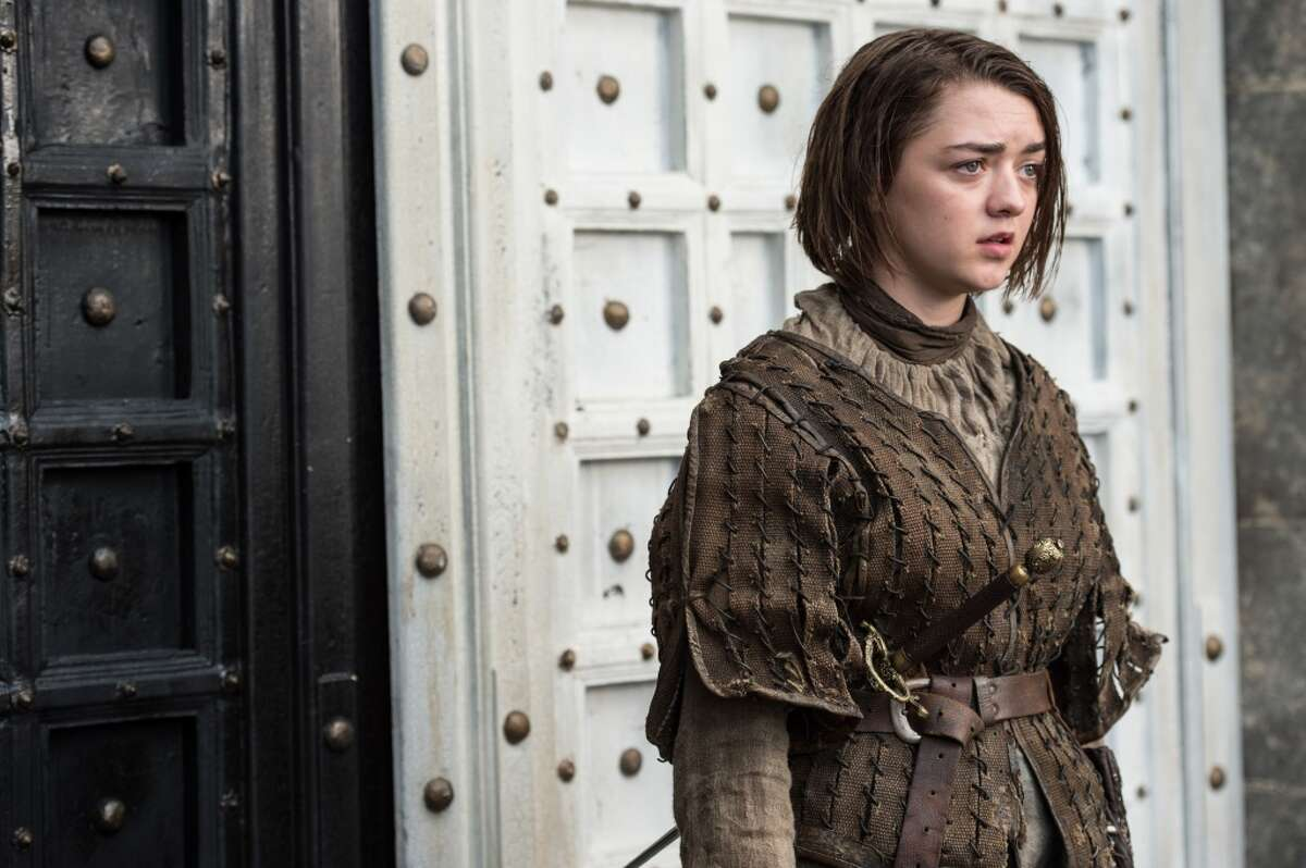 Maisie Williams, who appeared on
