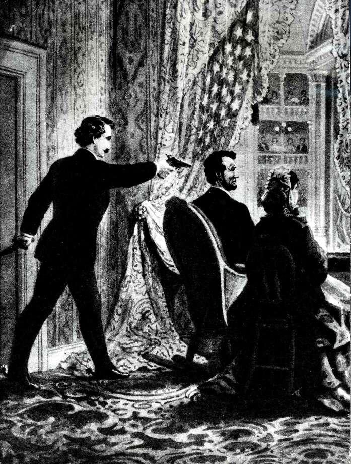 Abraham Lincoln's assassination: 150 years ago - seattlepi.com  Abraham