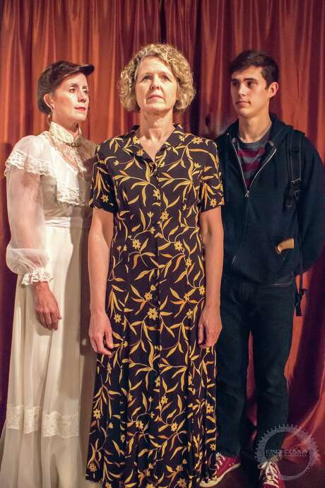 """The Overtime Theater's """"Lucky Woman"""" will be recognized during the Alamo Theatre Arts Council's Globe Awards. Photo: Courtesy BK McKee / Enygma Photography"""