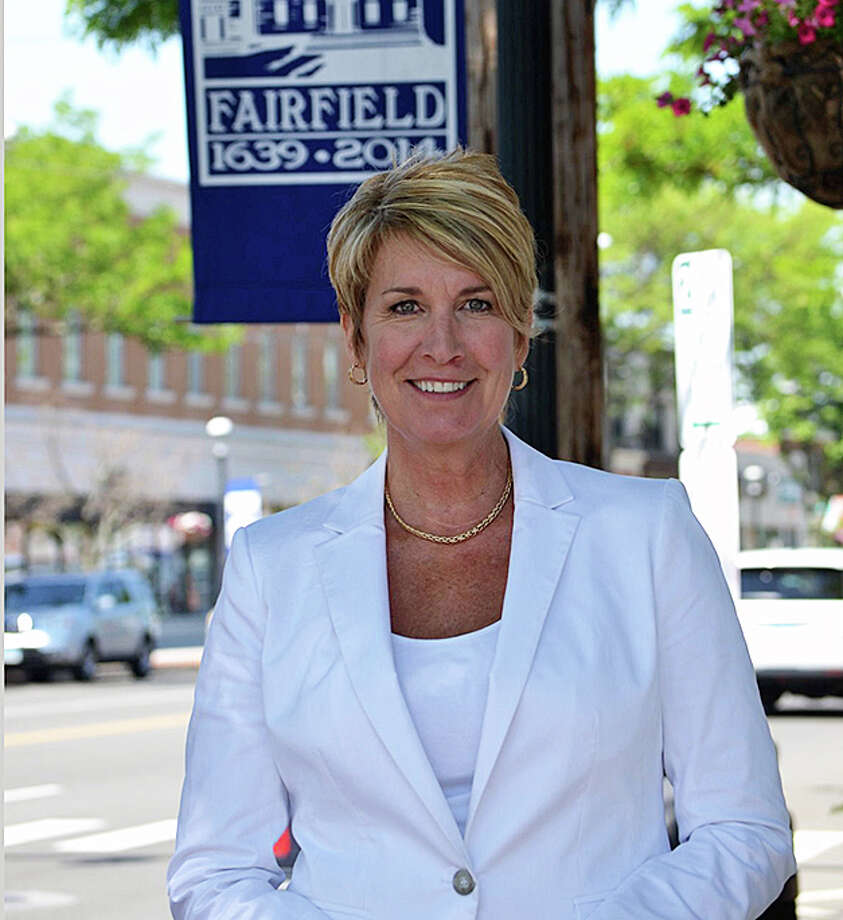 State Rep. Laura Devlin, R-134, will host a coffee hour April 25 at Panera Bread. Photo: Rubins, Contributed Photo /  Fairfield Citizen contributed