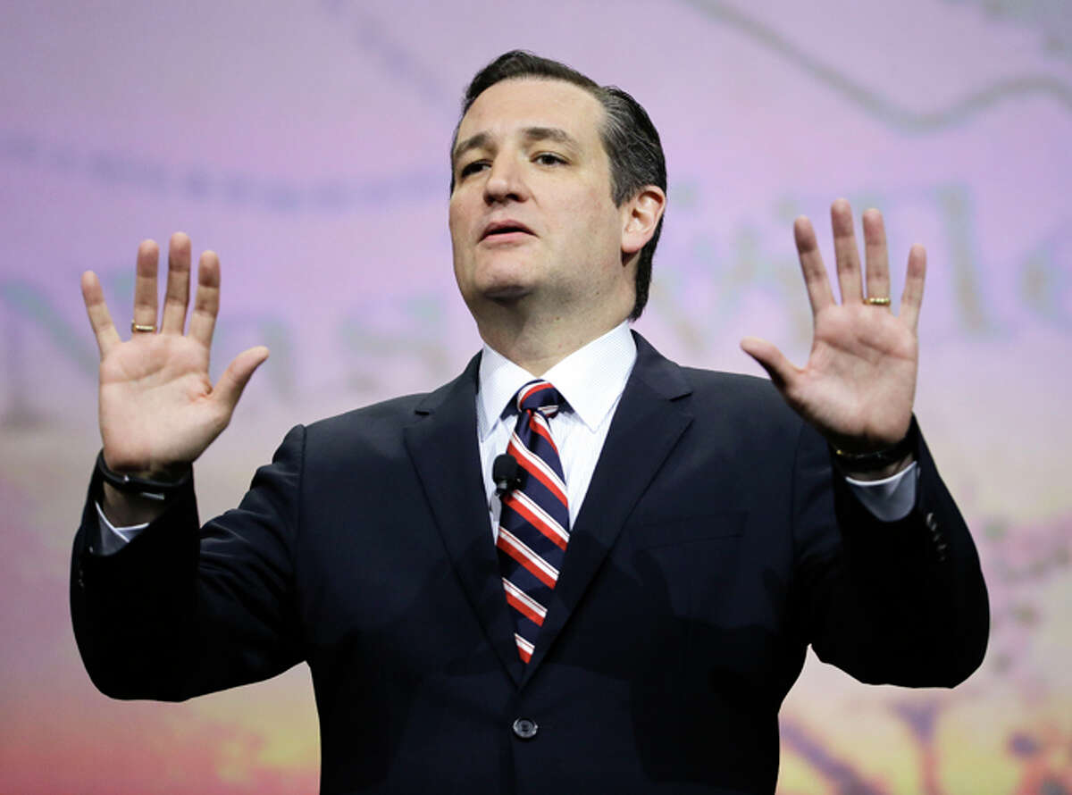 Ted Cruz The Republican senator isn't likely to be the only Texas candidate for president.