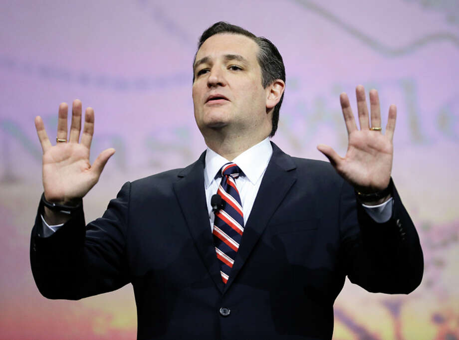 Ted Cruz The Republican senator isn't likely to be the only Texas candidate for president. Photo: Mark Humphrey, Associated Press / AP