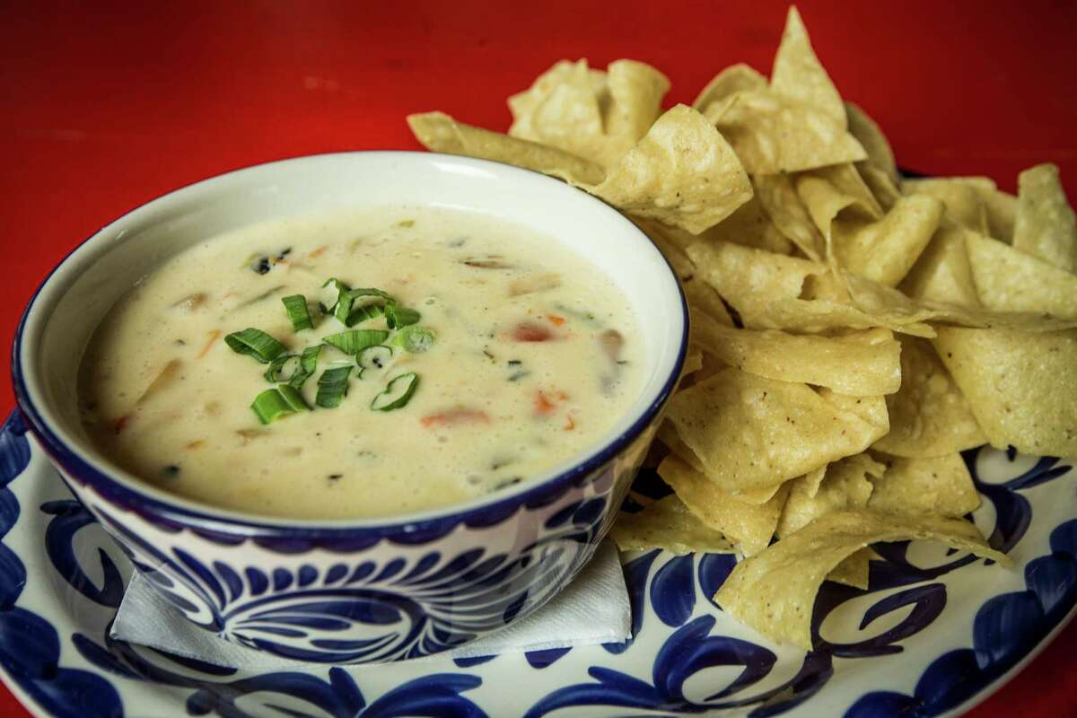 You have gone on romantic dates involving queso.