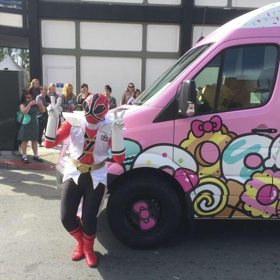 Hello Kitty Food Truck San Antonio