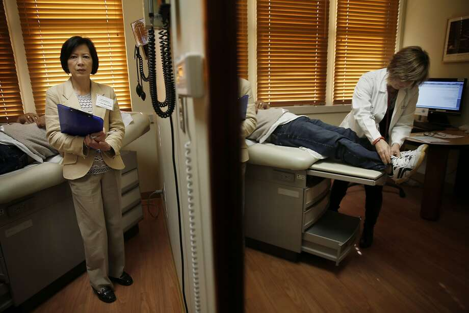 Best Health Care Jobs5. Nurse PractitionerMedia Salary: $82K - $113KSource: U.S. News & World Report Photo: Lea Suzuki, The Chronicle