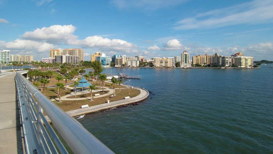 1. North Port-Sarasota-Bradenton, Fla. Photo: Don Klumpp, Getty Images / (c) Don Klumpp