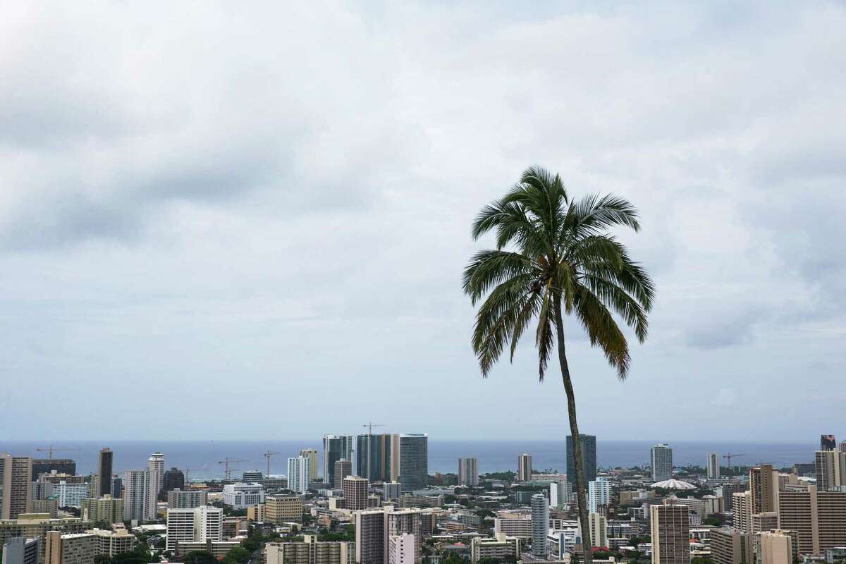 2. Urban Honolulu