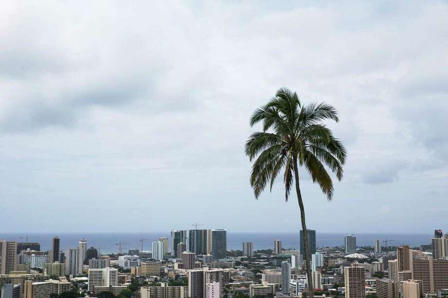 2. Urban Honolulu Photo: Marco Garcia, FRE / FR132415 AP