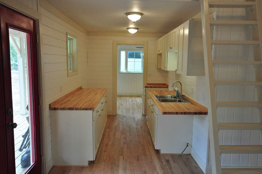 Demand grows for tiny home style workspaces houston for 14x14 cabin with loft
