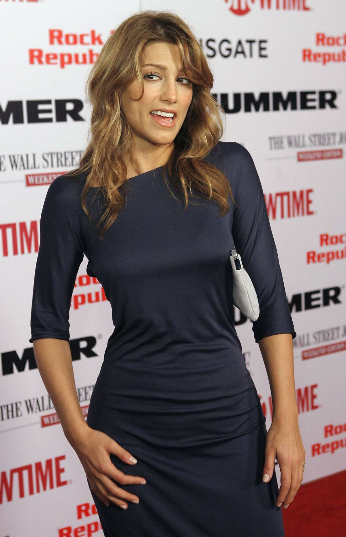 Jennifer Esposito, one of the actors in the movie