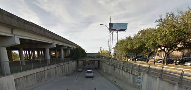 Interstate 45 exits near University of Houston Campus Photo: Google Maps