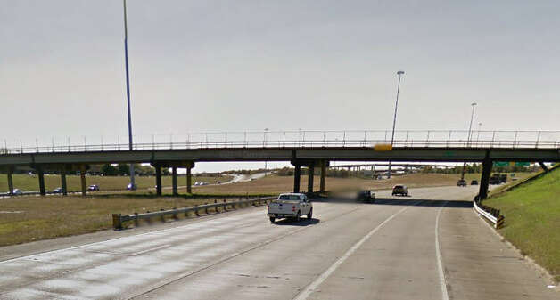 Highway 288 near Holly Hall Street Photo: Google Maps