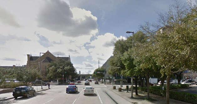 Fannin Street in Midtown Photo: Google Maps