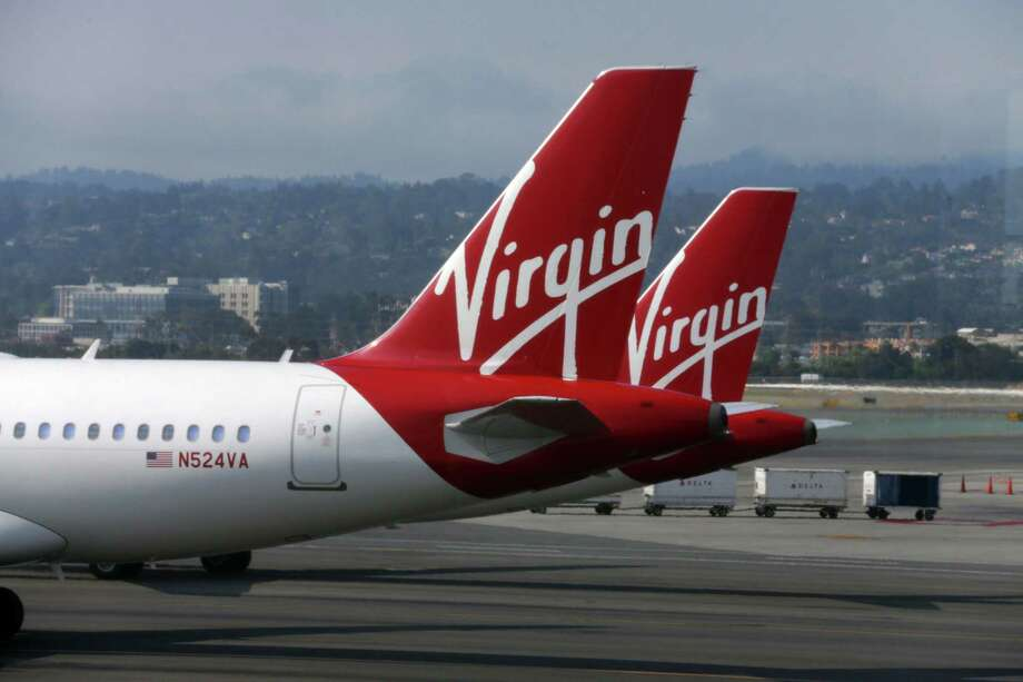 Virgin will resume flights between SFO and Fort Lauderdale, and add a daily flight to New York. Photo: JIM WILSON / New York Times / NYTNS