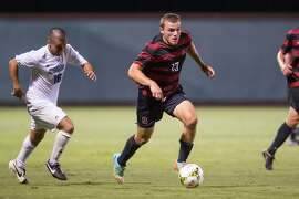 Forward Jordan Morris, who had 14 points for Stanford's Pac-12 champion men's soccer team, will be with the national team when it plays Mexico in a friendly in San Antonio on Wednesday.