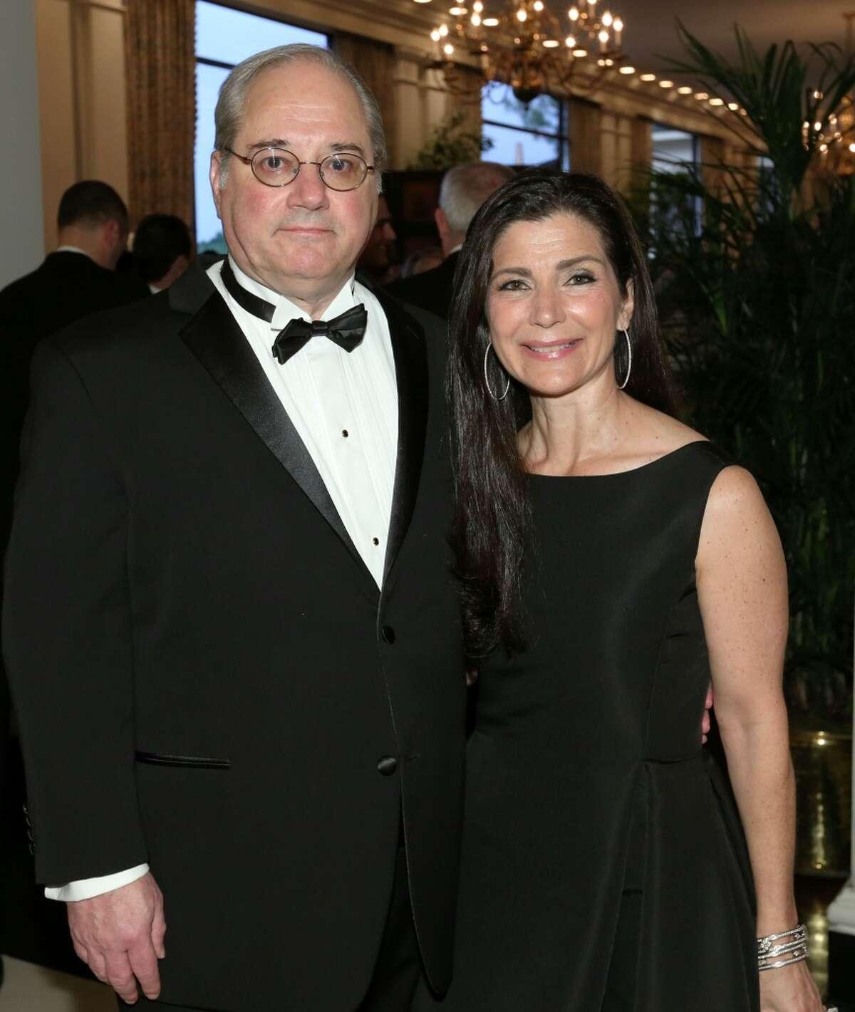 Anthony and Cynthia Petrello