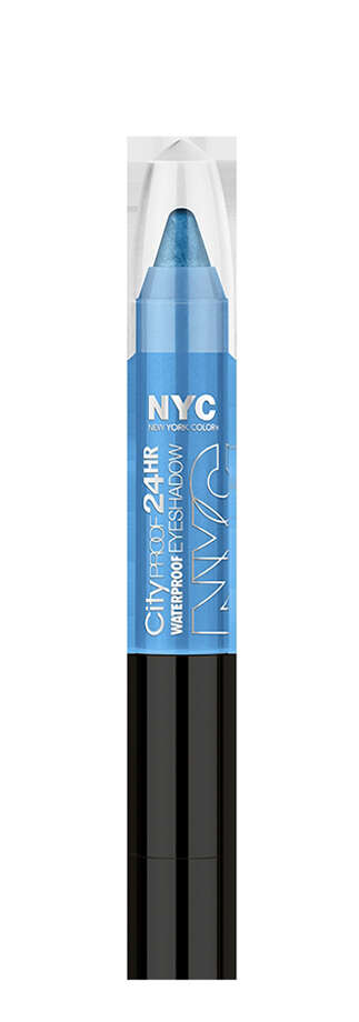 NYC New York Color 24 HR Waterproof Eye Shadow. $2.99. $2.99. Available at major drugstores and www.newyorkcolor.com Photo: NYC New York Color / ONLINE_YES