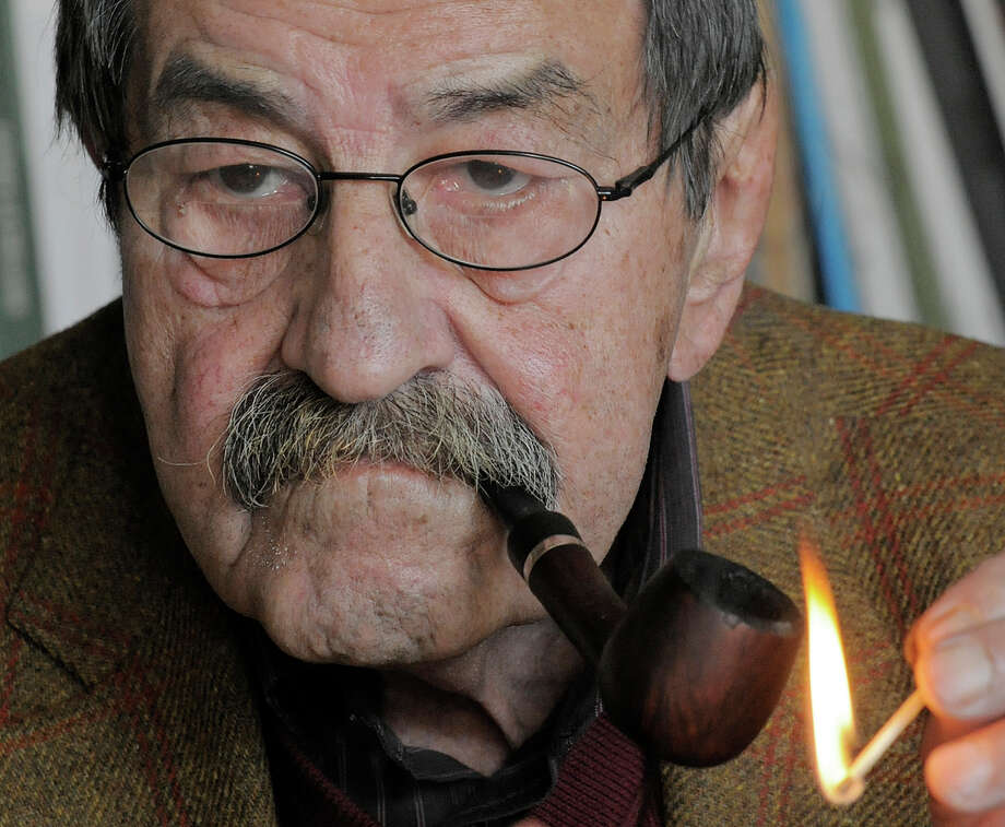 Novelist and social critic Guenter Grass revealed in 2006 that he had been a Waffen-SS member. Photo: Associated Press File Photo / AP FILES